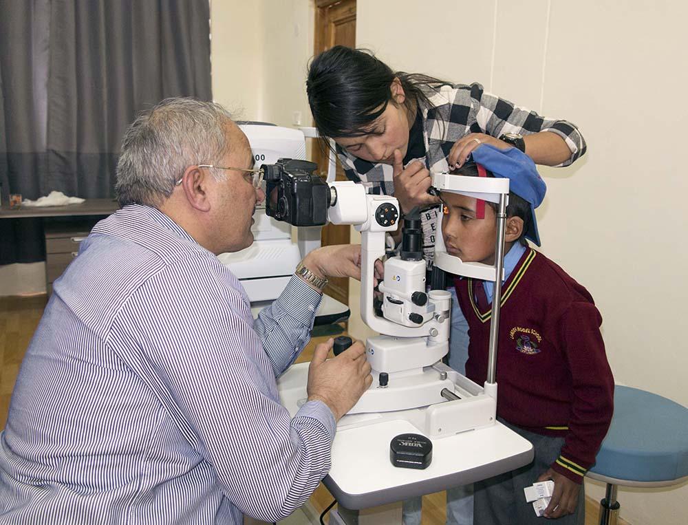 Dr Sangwan