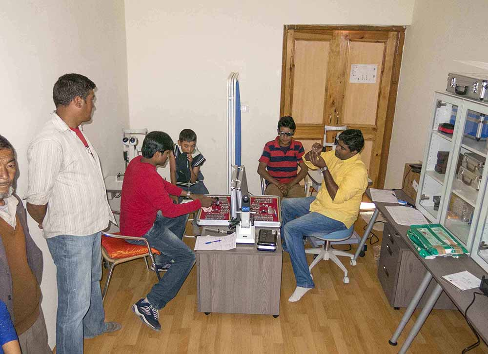 Dr Uday Kumar and Dr Veeru